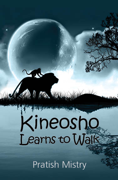 Kineosho Learns to Walk book cover image